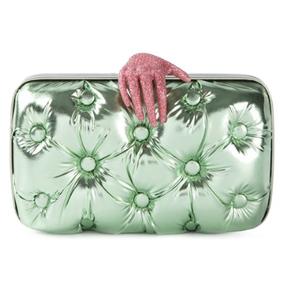 "【SALE!!】¥160,000→¥120,000 Carmen Clutch ""HAND"" Bag (カルメンハンド・クラッチバッグ) /BENEDETTA BRUZZICHES"