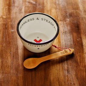 BEST MADE(ベストメイド)Seamless & Steadfast Enamel Bowls