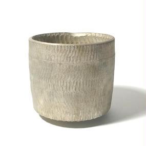 Yutaka Ono - 小野 穣 銀彩 茶碗 002