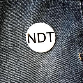 NDT Badge