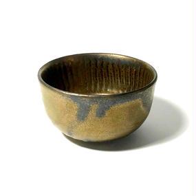 Yutaka Ono - 小野 穣 ブロンズ彩 茶碗  001