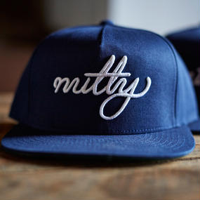 nutty clothing / 5PANEL SNAP BACK