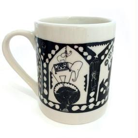 toraneko × sunui  サーカスマグカップ
