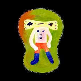 MACARONISA sticker