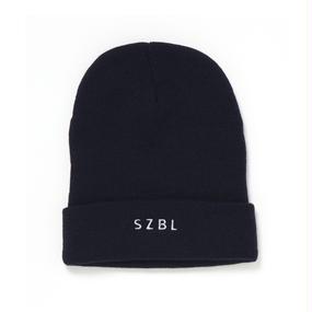 SZBL KNIT CAP(BLACK)