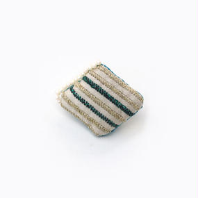小さなキラキラ刺繍ブローチ004号(受注生産)【送料無料】
