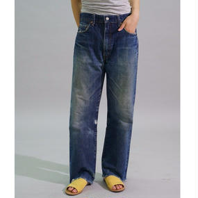 RemakeDenim(Levi's502)BIG E