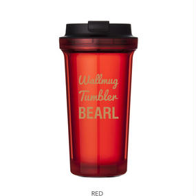 WALLMUG TUMBLER BEARL  (GRAPHIC)