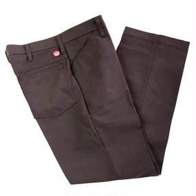 REDKAP PT50 Jean Cut Work Pant Chocolate Brown レッドキャップ ワークパンツ ブラウン