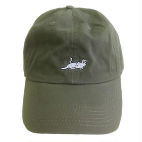 RIPNDIP /CASTANZA DAD HAT OLIVE