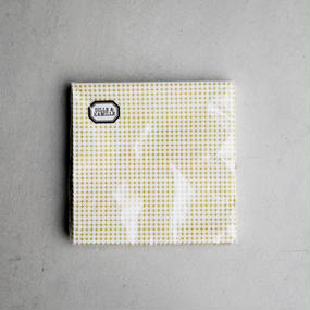 PAPER NAPKINS  from BELGIUM by KAE FUKUSHIMA