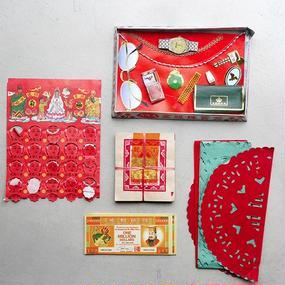 SOUVENIR SET (5 ITEMS)  from HONG KONG by JUN OGITA