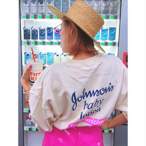 Johnson's logo sweat