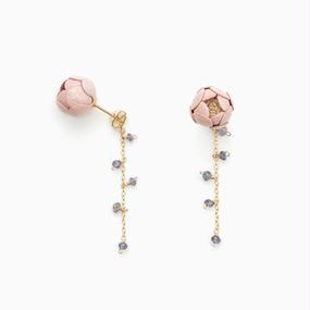 Ichirin Earrings / sakura