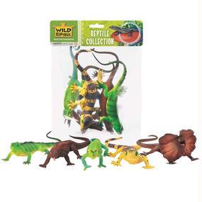 爬虫類 ポリバッグコレクション 53540