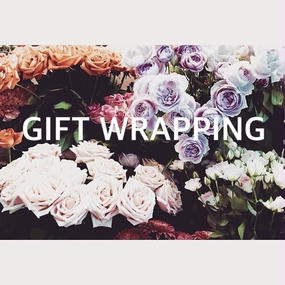 Gift wrapping  (ギフトセット)