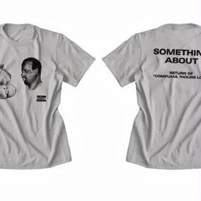 アダルト徳利Tシャツ(グレー)Mサイズ SOMETHING ABOUT 2013