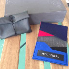 NICK NEEDLES CARD CASE 1
