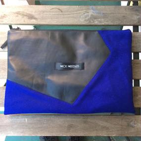 NICK NEEDLES Clutch Bag