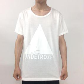 undetroze TRIANGLE T WHITE size 4
