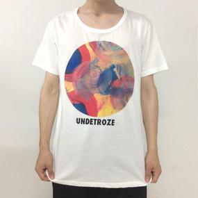 undetroze CIRCLE T WHITE size 4