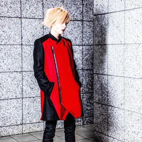 NICK NEEDLES / BI COLOR COAT (RED)