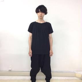 壱吾弐工機 101式グリッドTシャツ BLK