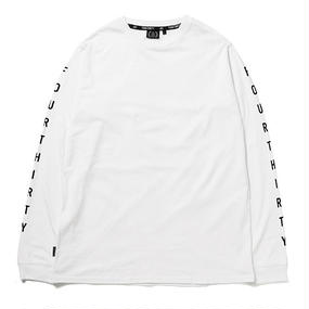 ARM MESSAGE L/S TEE