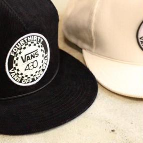 430×VANS DD CAP