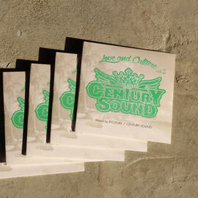 CENTURY SOUND_Love and Culture vol.2(MIX CD)