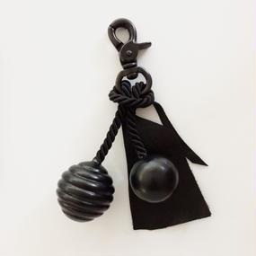 キーホルダー(Black)