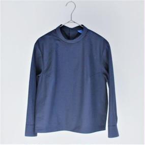 【jens / イェンス】プルオーバーシャツ / ネイビー