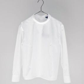 【jens / イェンス】プルオーバーシャツ / ホワイト