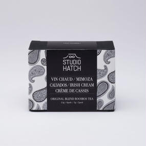 ORIGINAL BLEND ROOIBOS TEA SET(5種類)-10TB入り