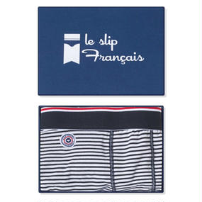 LE SLIP FRANÇAIS(ルスリップフランセ) Boxer Briefs 2014 Blue/White