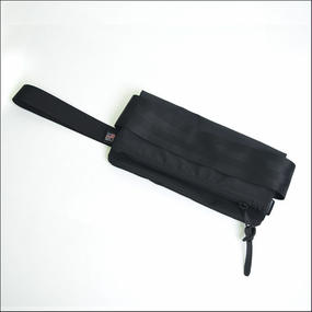 IGNOBLE (イグノーブル)  13004 Eckhardt Folding Clutch-Black