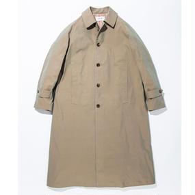 UNITUS(ユナイタス) SS17 Bal Collar Coat Olive
