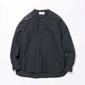 UNITUS(ユナイタス) SS17 Pullover Shirts Navy