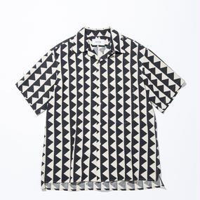 UNITUS(ユナイタス) SS17 Aloha Shirts Triangle
