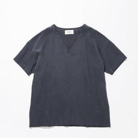 UNITUS(ユナイタス) SS17 Cloth T Shirts Navy