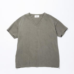 UNITUS(ユナイタス) SS17 Cloth T Shirts Olive