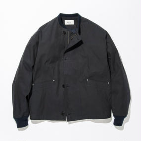 UNITUS(ユナイタス) SS17 Flight Jacket Navy