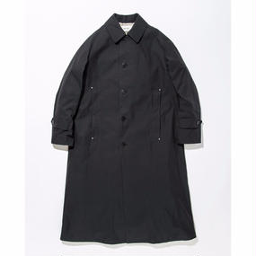 UNITUS(ユナイタス) SS17 Bal Collar Coat Navy