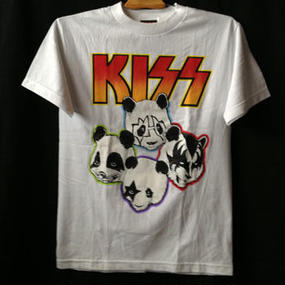 KISSパンダ/white
