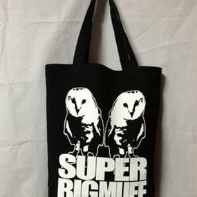 twin owl・tote bag