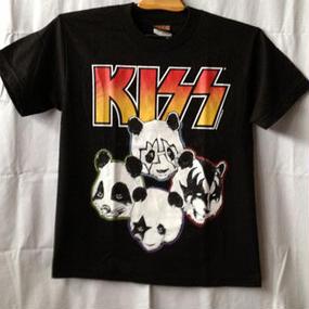 KISSパンダ/black