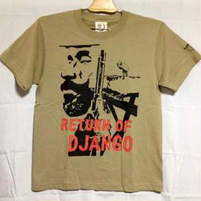 MANALIBRE【RETURN OF DJANGO】