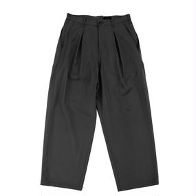Inverted Tack Mirror Pant - T/R Stretch / Black