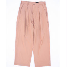 Inverted Tack Mirror Pant - T/R Stretch / Sunset Pink