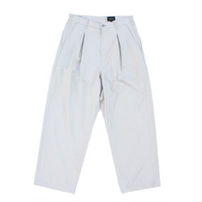 Inverted Tack Mirror Pant - T/R Stretch / Grey